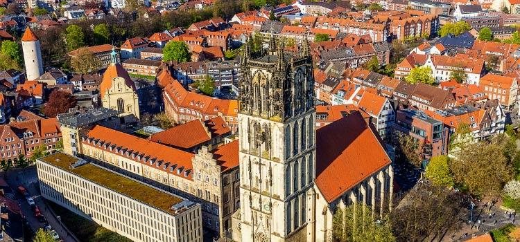 переезд на ПМЖ в Германию в Мюнстер