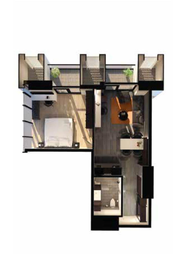 апартаменты с дизайнерским ремонтом