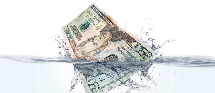 деньги отмыты через Россию и оффшоры в Молдову