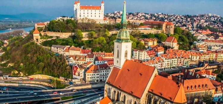 ВНЖ в Словакии по спорту