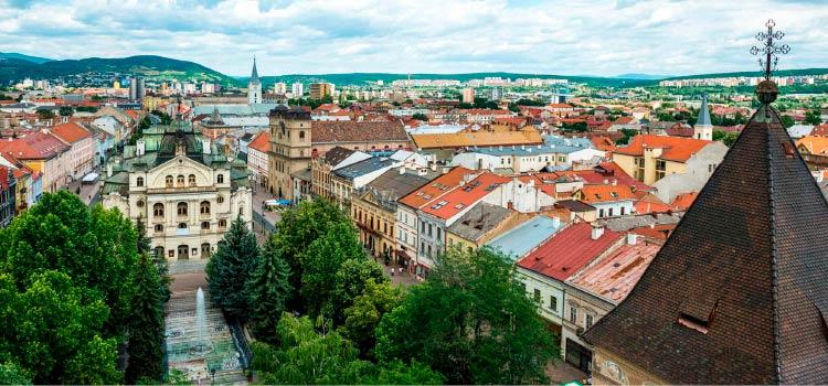 получения национальной визы в Словакию