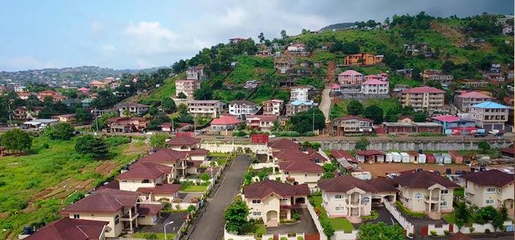 счета в Ecobank в Сьерра-Леоне
