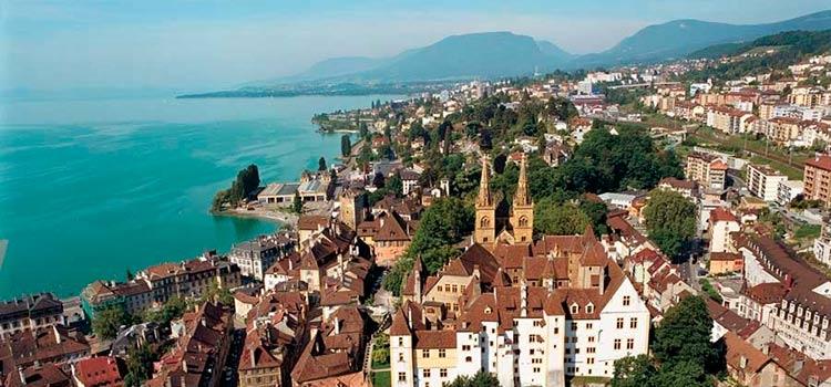 Зарегистрируйте компанию GmbH в Швейцарии