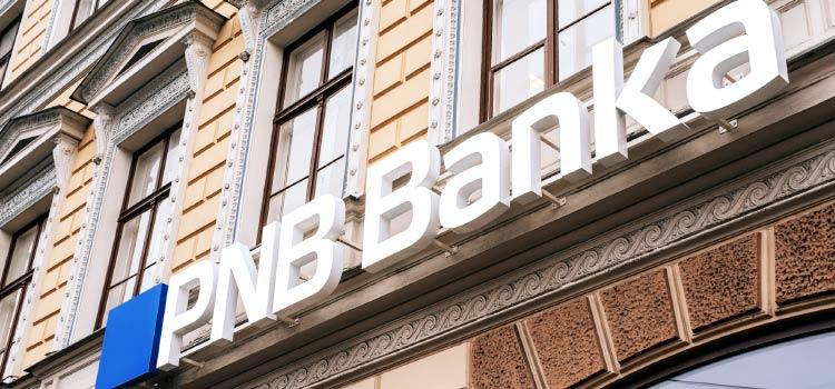остановлена деятельность PNB banka