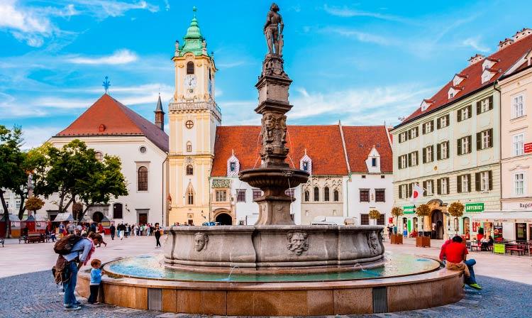 дети могут получить ПМЖ в Словакии