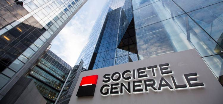 личный счет в Société Générale