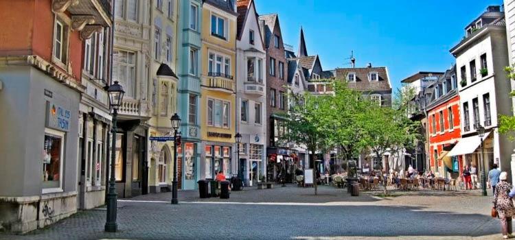 на ПМЖ в Германию в Ахен
