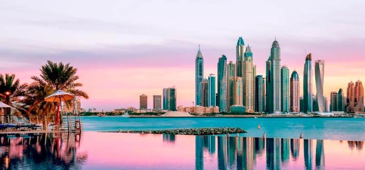 счета в ОАЭ