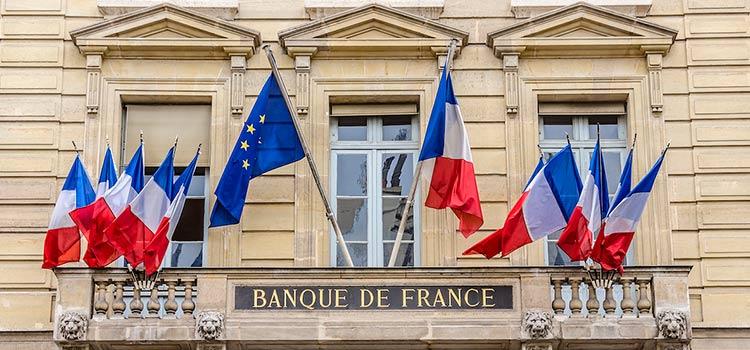 счета в Банке Франции