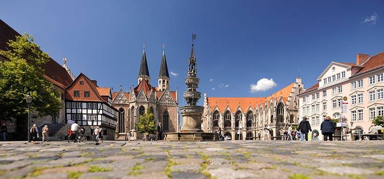 Обзор достопримечательностей и развлечений в Брауншвейге