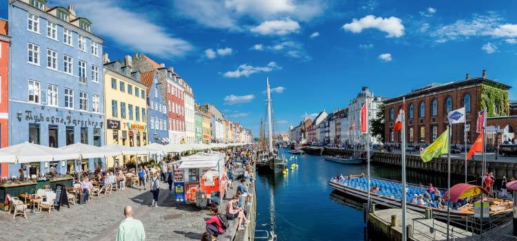 визы в Данию