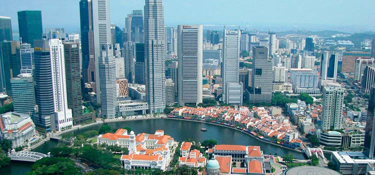 цены на регистрацию фирмы в Сингапуре