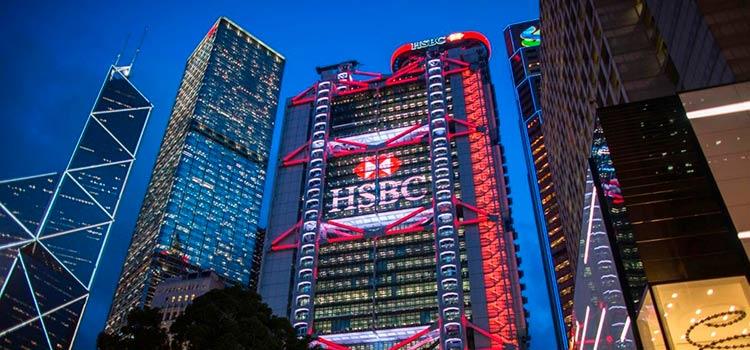 открытия счета в банке Гонконга