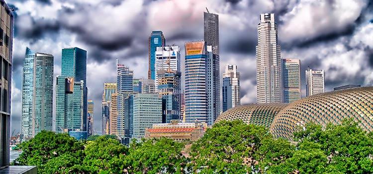 учреждения фирмы в Сингапуре