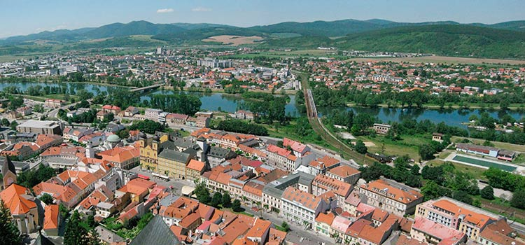 счета в Словакии