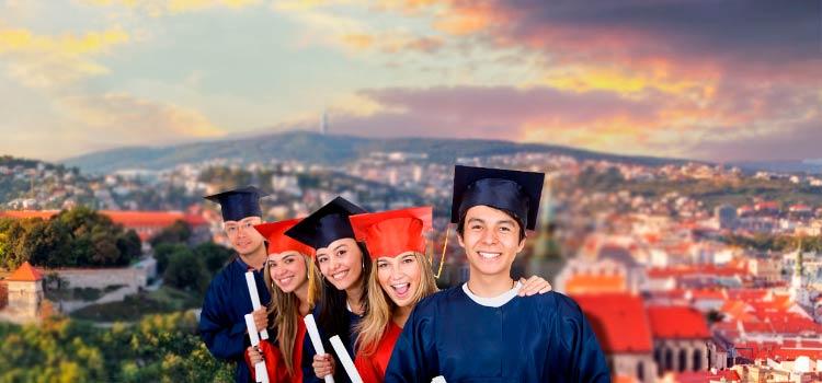 бесплатно обучаться в ВУЗе в Словакии