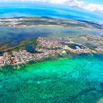 Почему самый большой остров Белиза Амбергрис Кей называют райским?