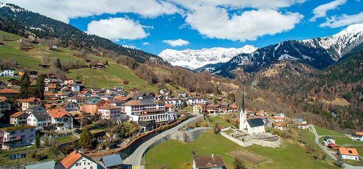 Откройте компанию в Швейцарии