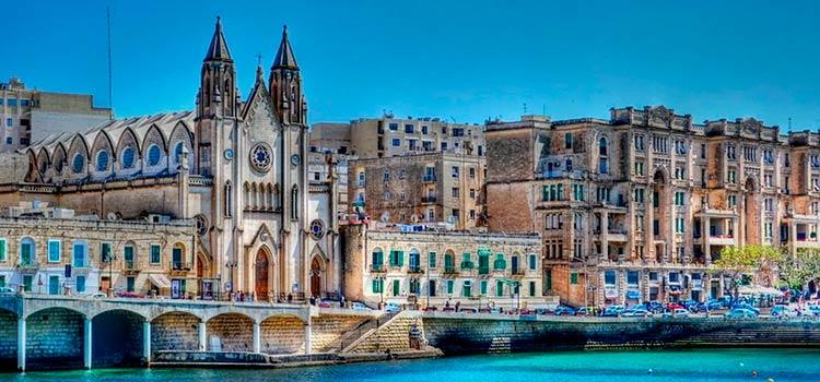 Откройте компанию на Мальте