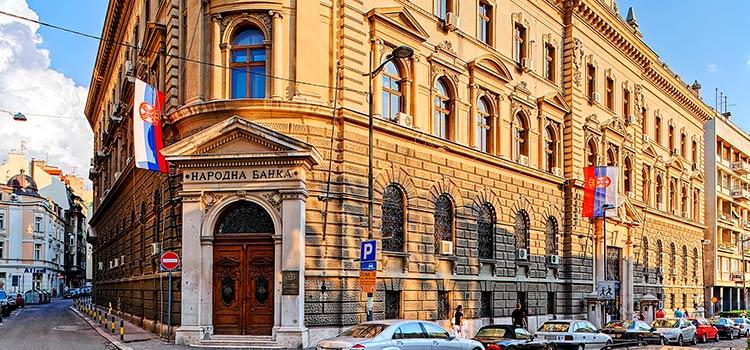 банковский счет в Сербии в 2019