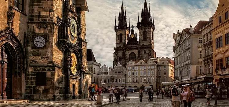 правовые формы ведения бизнеса в Чехии