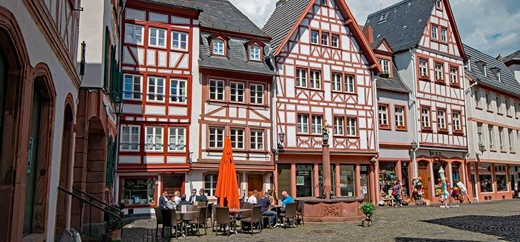 переехать на ПМЖ в Германию в Майнц