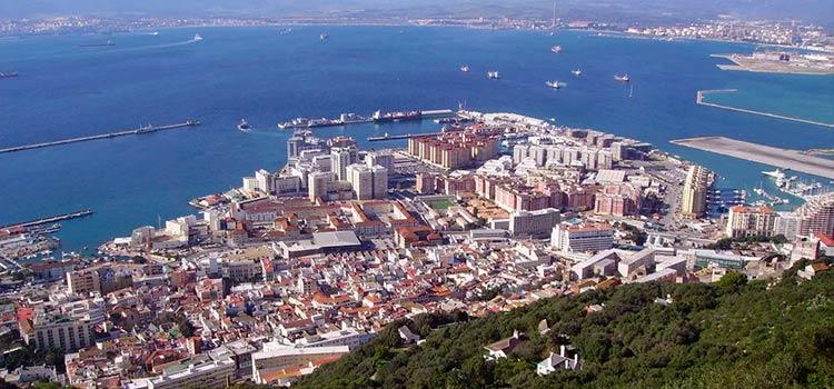 Компания в Гибралтаре
