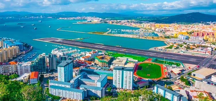 регистрации Гибралтарской компании