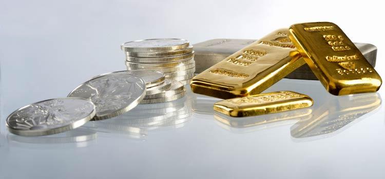 покупки и продажи физического золота