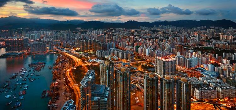 Корпоративный счет в Гонконгском банке с посещением — от 3999 EUR