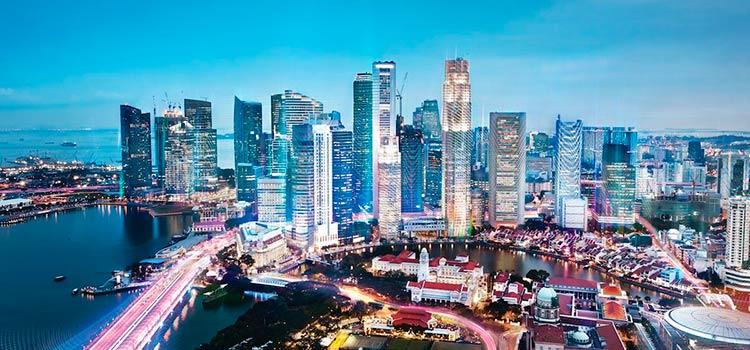 услуги по регистрации компании в Сингапуре