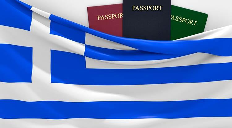 паспорт и гражданство Греции