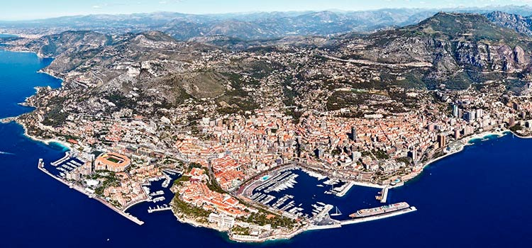 Аренда квартир в Монако