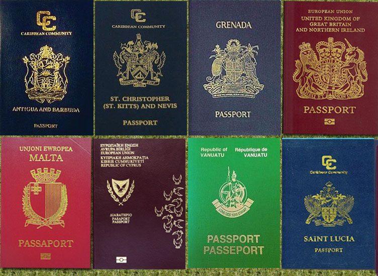 оформить ПМЖ и второй паспорт