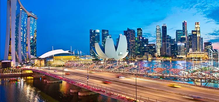Сингапур для IT-бизнес