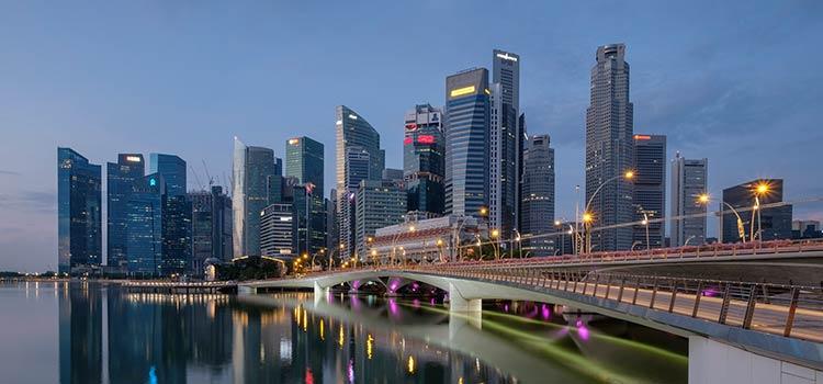 компании в Сингапуре и открытия расчётного счёта