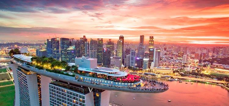 открытия фирмы в Сингапуре через интернет