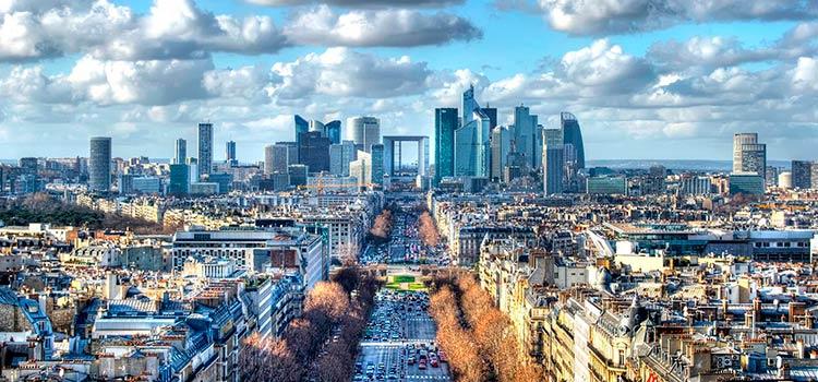 бизнес в столице Франции