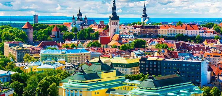 зарегистрировать компанию в Эстонии