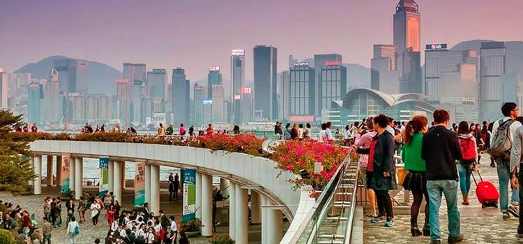 Туризм В Гонконге