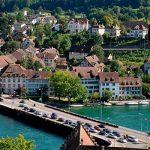 Зарегистрировать компанию GmbH в Швейцарии в кантоне Шаффхаузен (SH)