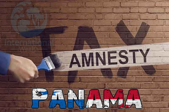 Закон о налоговой амнистии в Панаме