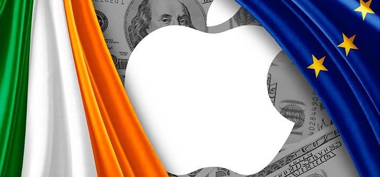 Дело Apple, ЕС и Ирландии
