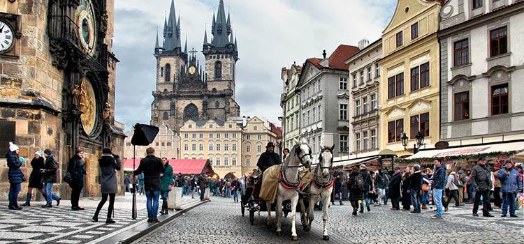 своё дело в Чехии: счёт в банке