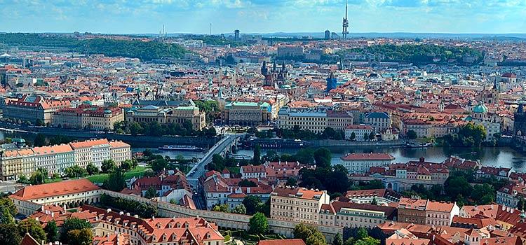 банковский счёт в Чехии
