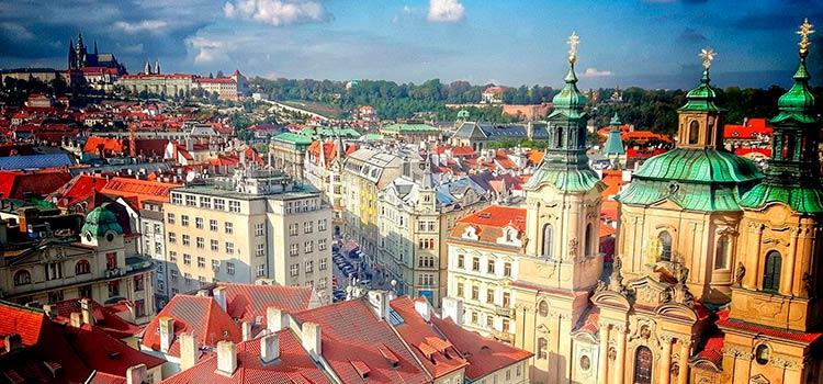 открыть компанию в Чехии бизнесмену