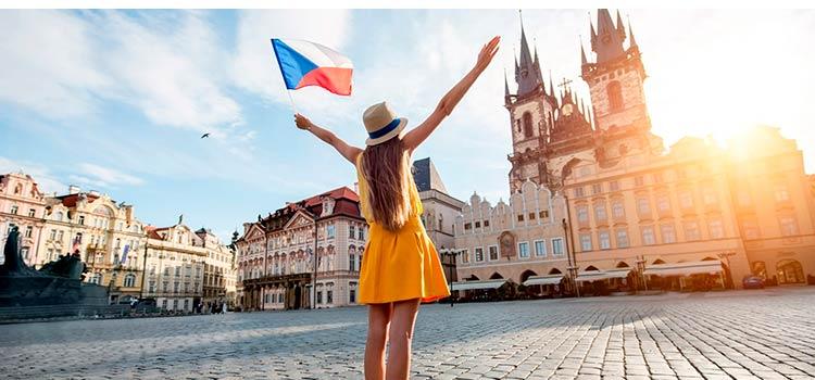 счёта для студента в банке Чехии