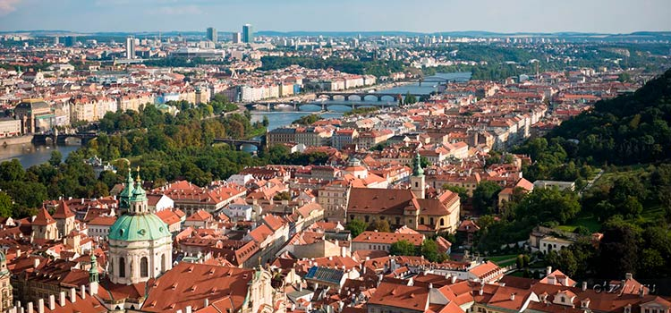 вид на жительство в Чешской Республике