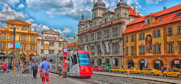 особенности работы в Чехии