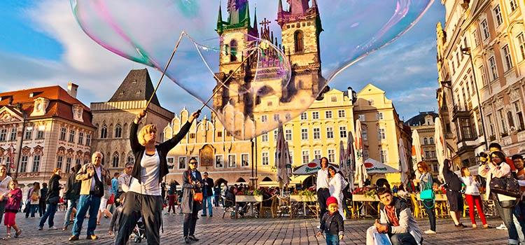 на работу в Чехии в 2020